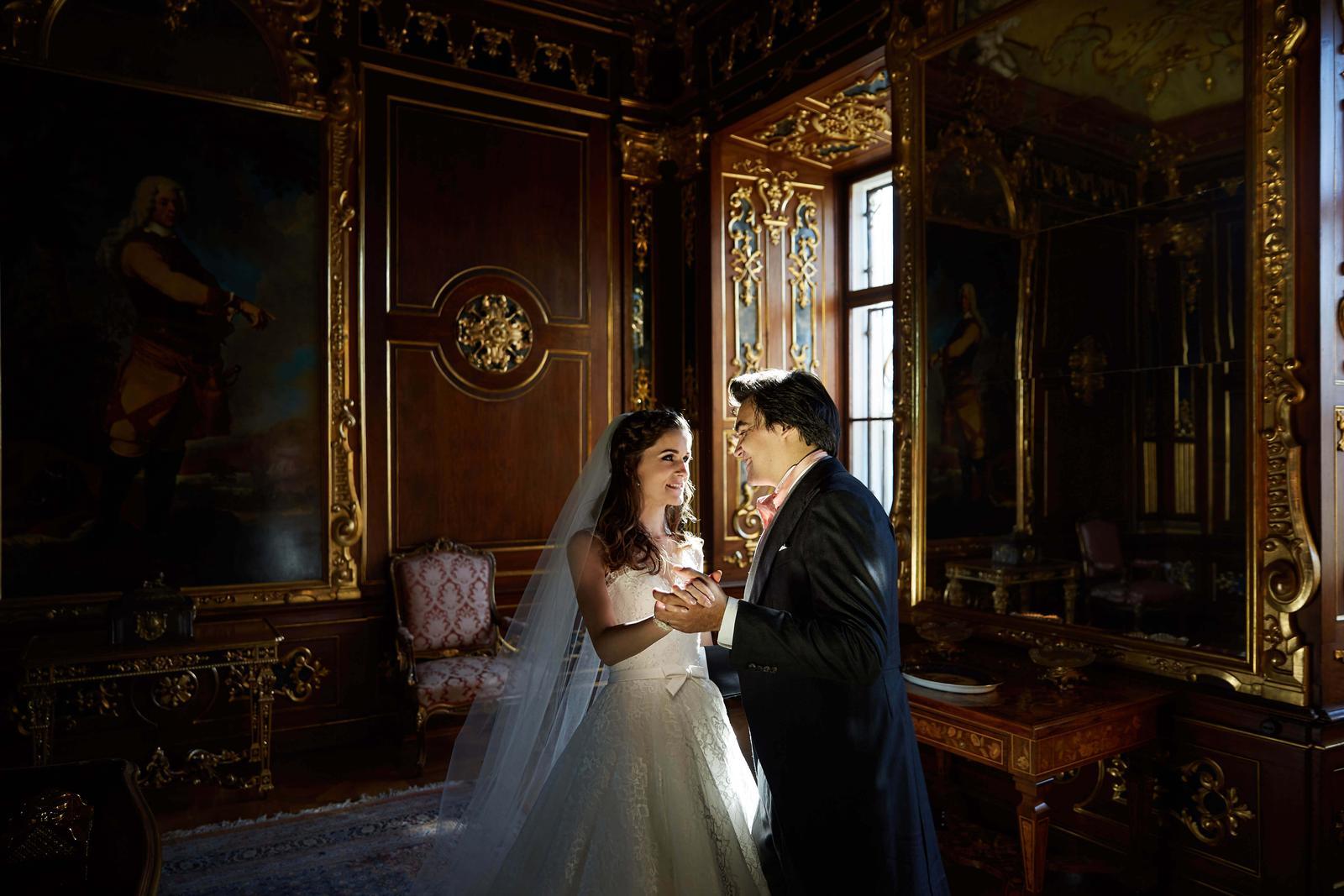 Cize tu je svadba,... - Obrázok č. 1