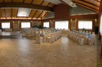 Velký sál v golfovém klubu