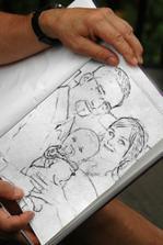 malovaná rodinka :)