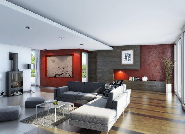 3D návrh obývačky - Obrázok č. 26