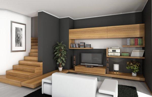 3D návrh obývačky - Obrázok č. 97