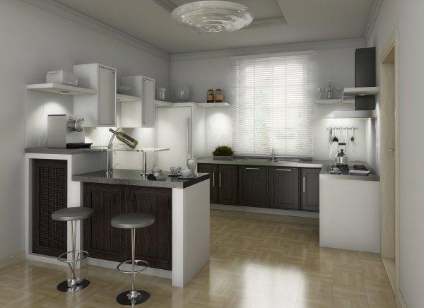 3D návrh kuchýň - Obrázok č. 274