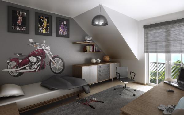 Pre luy - Harley izba
