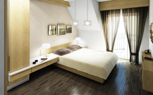 3D návrh spálni - Obrázok č. 21
