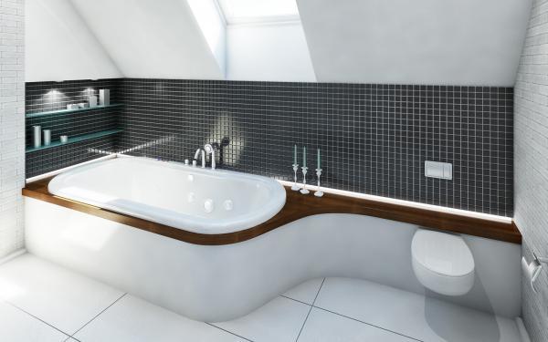3D návrh kúpelní - Obrázok č. 11