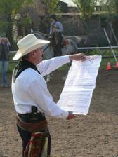 Sheriff Vilo-možno ma povedie aj k obradu :-)