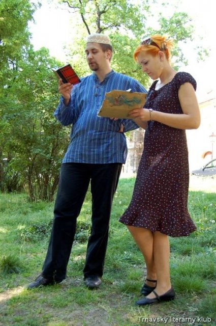 Slniečkova svadba na ranči - my na LiTTslávnostiach :-)