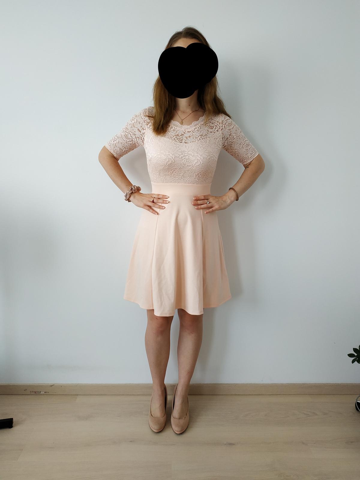 Spoločenské/popolnočné šaty - Obrázok č. 1