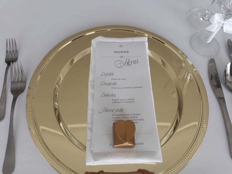 Zlaté klubové taniere na predaj - Obrázok č. 1