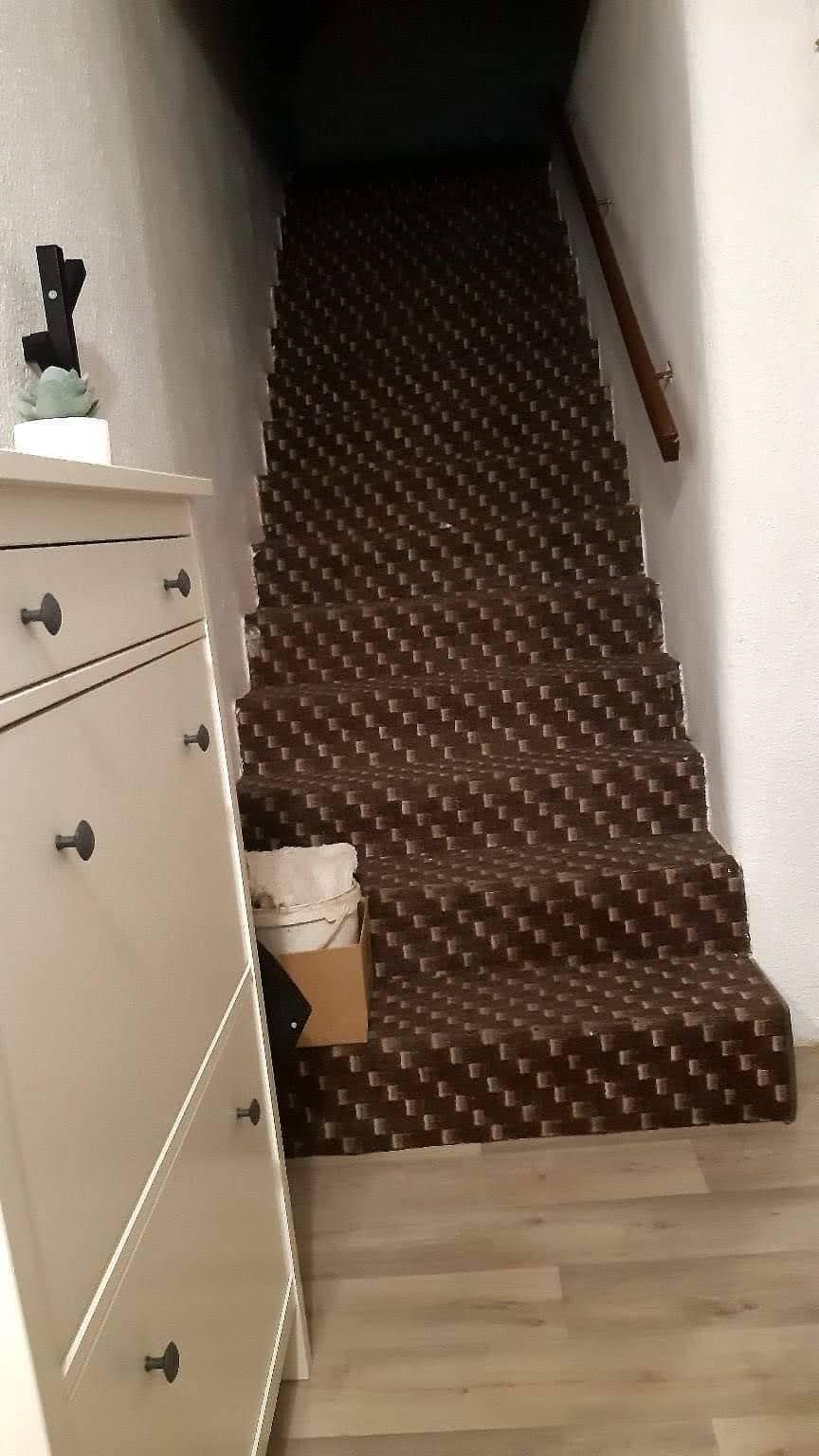 Rekonstrukce betonovych schodů