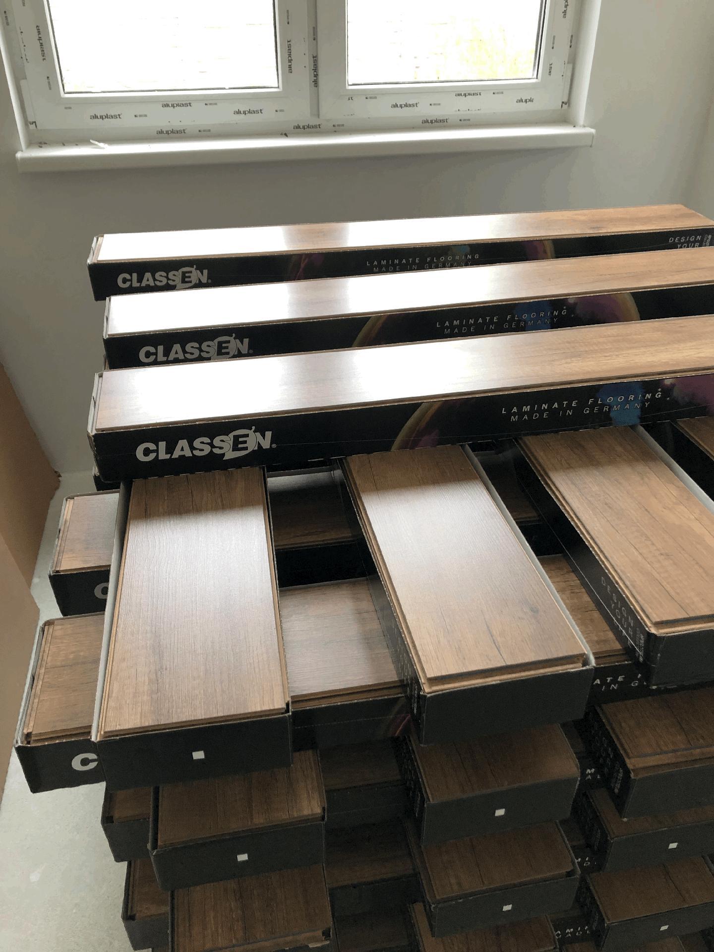 Naše prvé vlastné bývanie - Classen Dub Doncaster