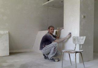 Posledne spinave prace pred malovkou