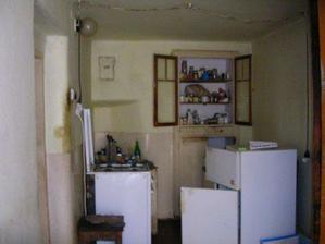 To je kuchyň