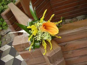 kytice pro svědkyni