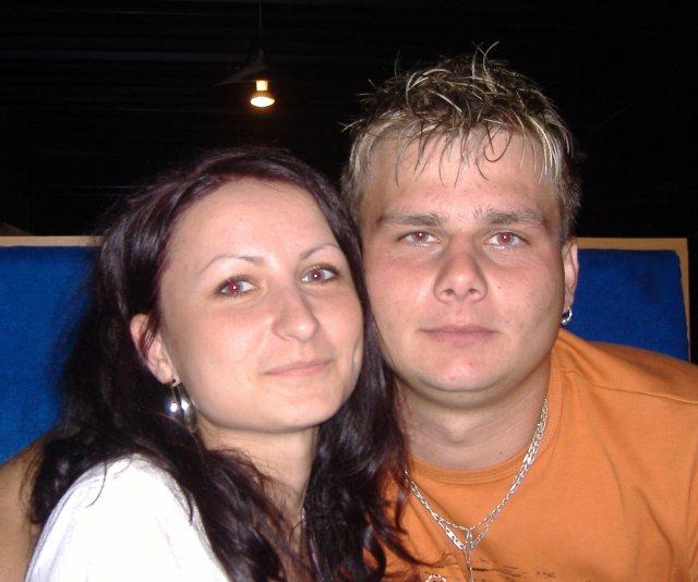 M + J 29.8.2009  pomaly začíname s prípravami:))))) - tak a to sme my dvaja :))))
