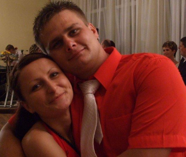 M + J 29.8.2009  pomaly začíname s prípravami:))))) - aj tu sme len my dvaja :))))