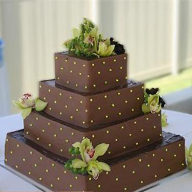 Přípravy - náš dort