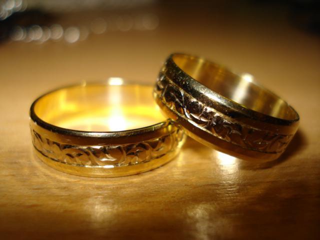 Pripravy - nase svadobne obrucky