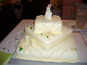 Pochvala za dortík..