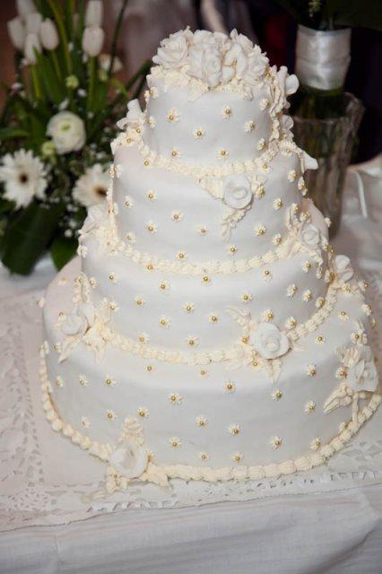 Adrika{{_AND_}}Martin - Svadobná torta