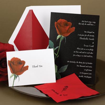 Rose wedding - ružové oznámenie 4, ale nie to čierne