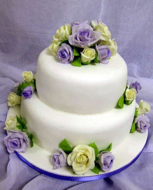 Rose wedding - len ružičky inej farby