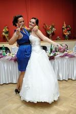 sestricka a ja