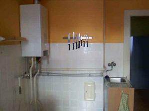 kuchyň bez kuchyně :-)