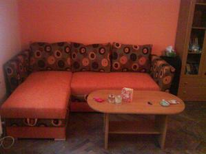 můj krásný gauč
