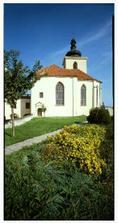 A tady to bude... kaple sv. Vojtěcha