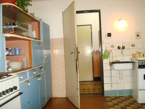 Takto vyzerala pôvodná kuchyňa z čias starých mám
