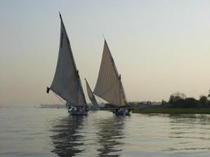 plavba po Nylu