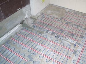 Podlahové kúrenie