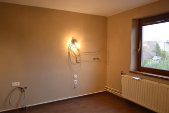 Kuchyňa - na túto stenu pôjde linka