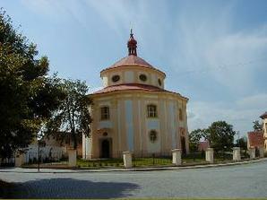 kostel exterier