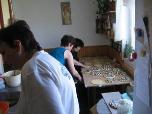 a mami rovněž i v mojí miniaturní kuchyni :-)