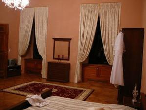 Naše apartmá