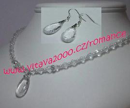 můj svatební náhrdelník