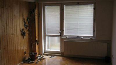 obývák - pohled od dveří