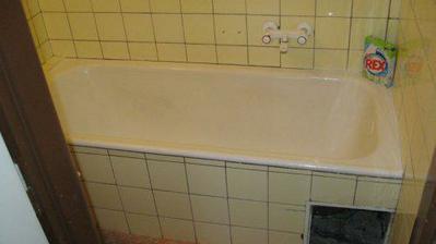 původní pidi koupelna...