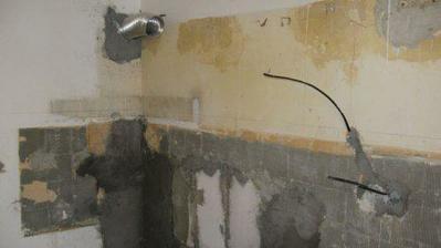 4.4.2009 - rekonstrukce - takto vypadá kuchyň