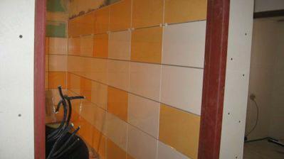 4.4.2009 - rekonstrukce - obklady koupelna