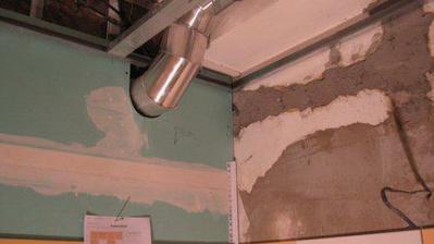 4.4.2009 - rekonstrukce - strop koupelny