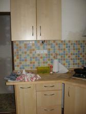 kuchyň - levá část
