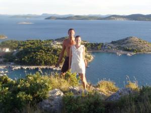 to jsme my letos v Chorvatsku