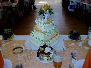 Takový dort bych chtěla....