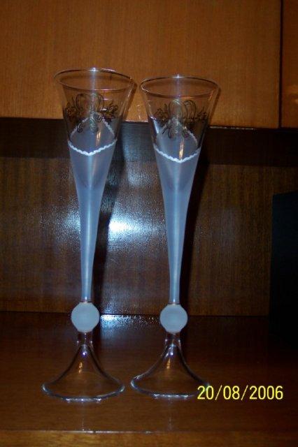 Naše prípravy - 7. október 2006 - a naše poháriky