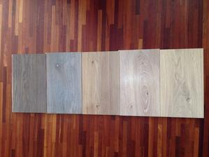 Zuzeny vyber drevenej podlahy