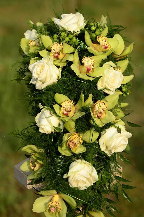 Svadobné kytice, možnosť aj kúpiť - Obrázok č. 11