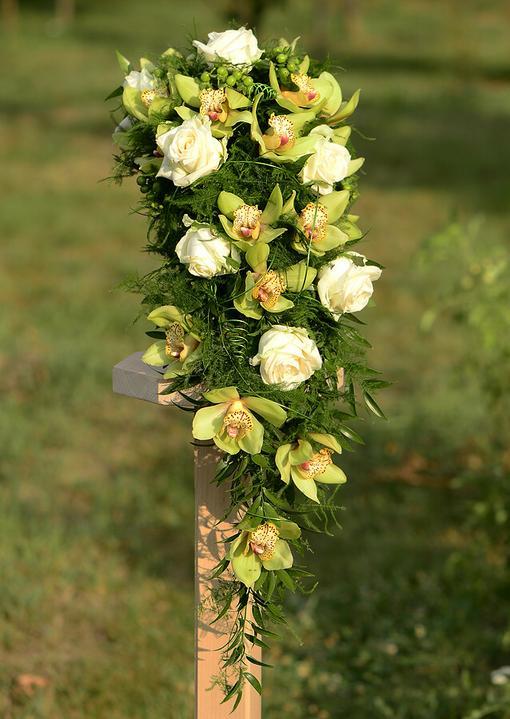 Svadobné kytice, možnosť aj kúpiť - Obrázok č. 12